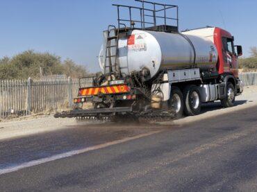 AECI Spraypave - dust suppression